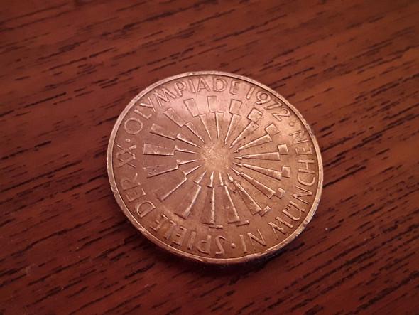 Weiß Vielleicht Jemand Wieviel Die Wert Sind Olympische Münzen 1972