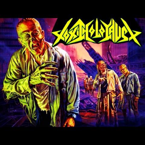 Toxic holocaust ( Thrash / Black - Metal Band ) - (Band, patches, Aufnäher)