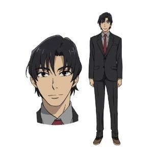 Das ist übrigens Gaku Yashiro - (Anime, Minecraft Skin, Erased)