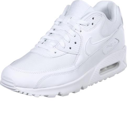 Weiße Airmax oder weiße Air Force? (Schuhe, Nike)