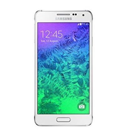 Samsung Galaxy Alpha - (Smartphone, Multimedia)