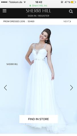 Sherri hill kleider kaufen online