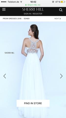 Weißes Kleid zum abiball? (abiballkleid)