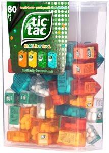 TicTac giant spender box - (basteln, tictac, Weiterverwertung)