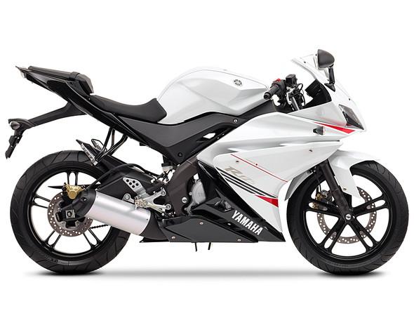 Yamaha YZF R125 - (Motorrad, Yamaha, 125ccm)