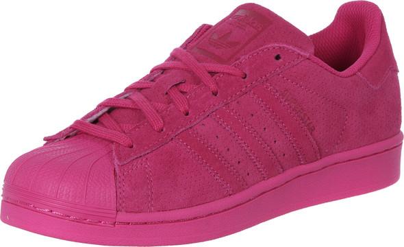 pinke superstars - (Schuhe, adidas, Superstar)