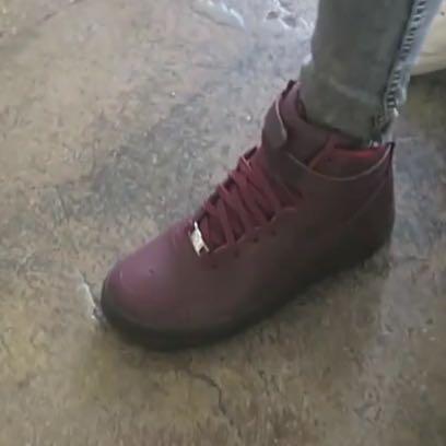 Schuhe - (Schuhe, air-force)
