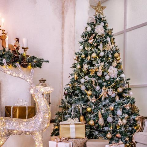 Welche Art Christbaumschmuck mögt ihr am liebsten (abgesehen von Beleuchtung)?