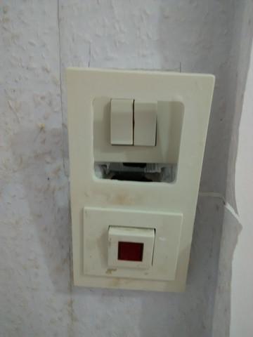 alte Schalter - (Elektrik, Elektrotechnik, heimwerken)