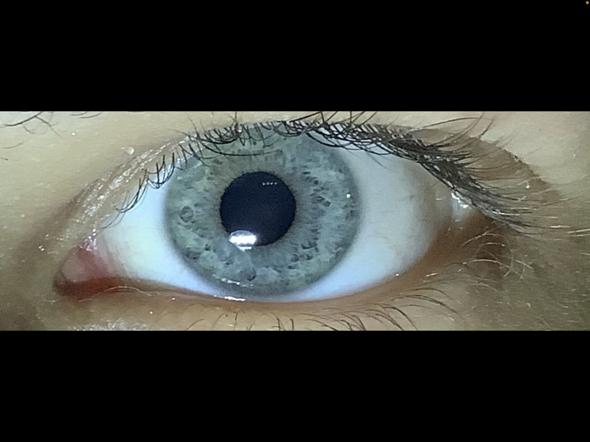 """""""Welche Augenfarbe hab ich?"""" ich wurde schon häufiger gefragt was soll ich antworten?"""