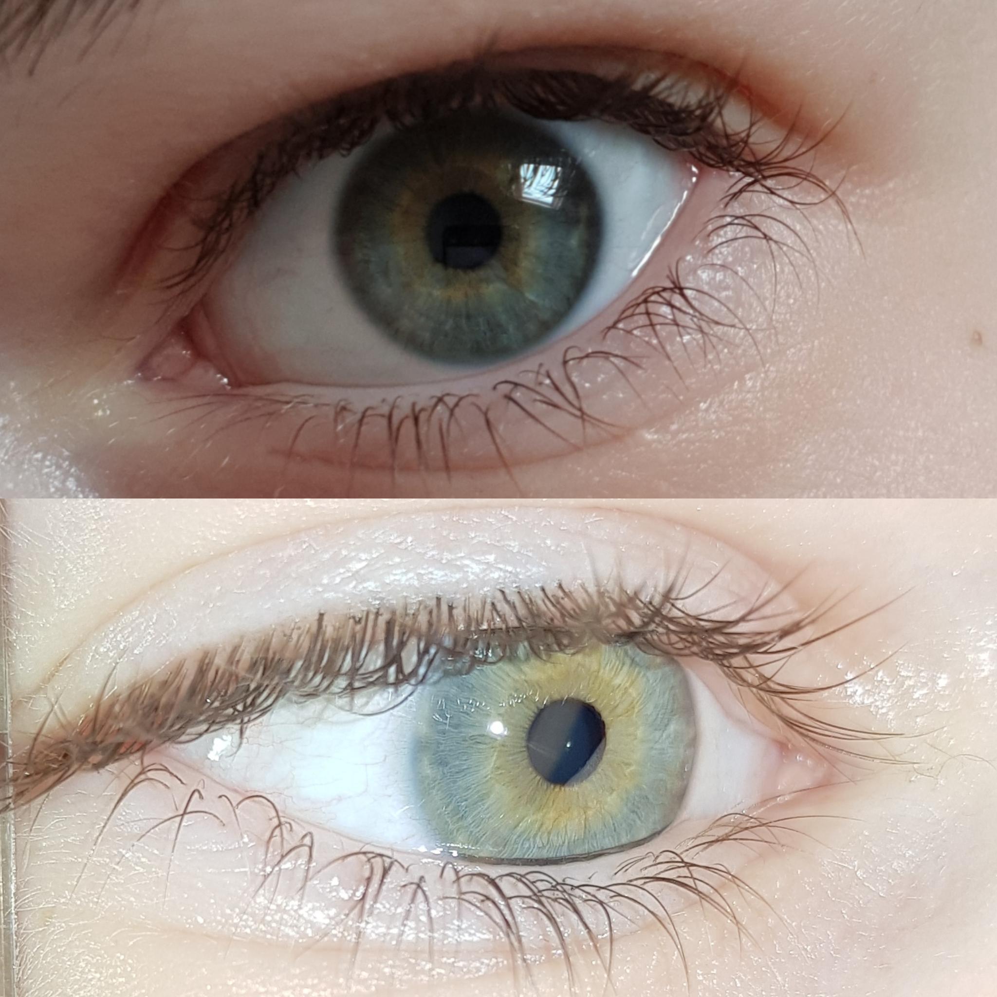 Welche Augenfarbe habe ich :/ (Bild) ? (Augen)