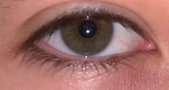 Augen selten graue Augenfarben