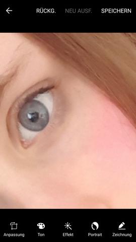 So hier meine augenfarbe  - (Augen, Farbe)