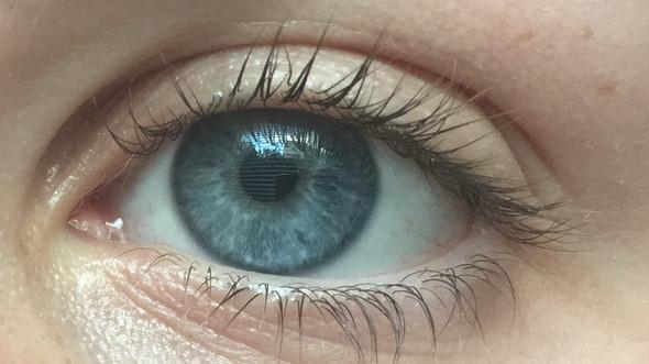 Blau oder grau? - (Augen, Make-Up, Schönheit)