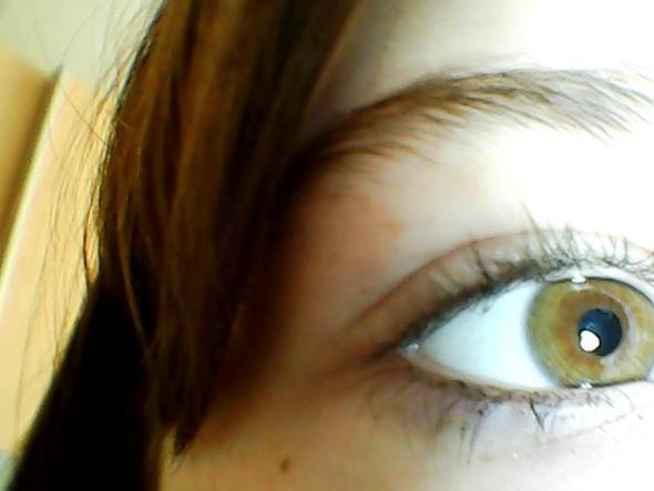 mein auge - (Augen, Augenfarbe)