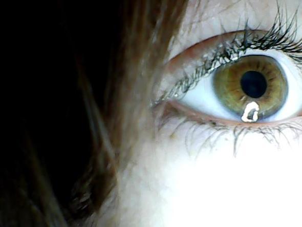 nochmal - (Augen, Augenfarbe)