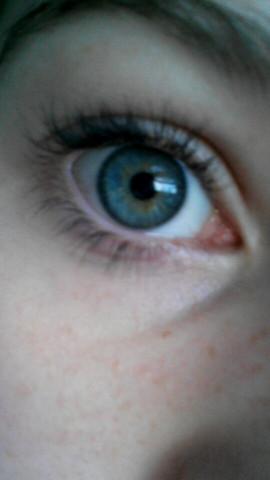 Das ist das Bild - (Augen, schön, Augenfarbe)