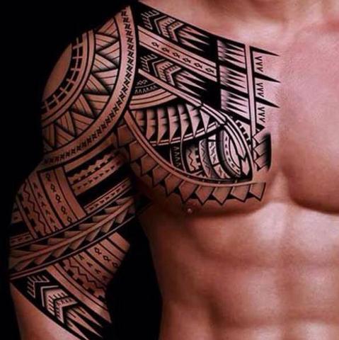 Das ist das Tattoo - (Tattoo, Bedeutung, Zeichen)