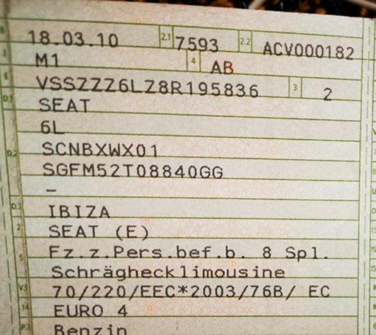Welche Bremsen für meinen Seat Ibiza?