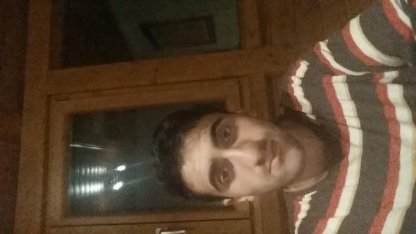 Ich - (Gesicht, Brille, brillenform)