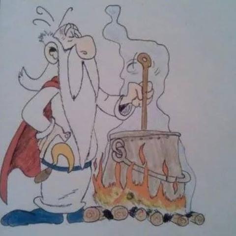 Bild 2 - (zeichnen, Comic, Asterix)