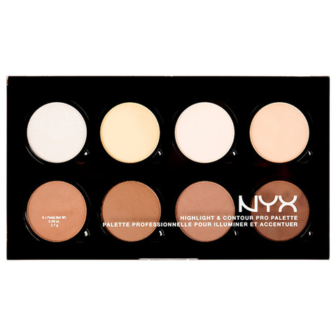 NYX Contouring Palette - (Make-Up, Contouring)