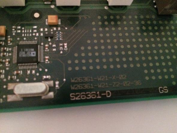 Weitere Modellbezeichungen auf dem Board - (Computer, Mainboard, Motherboard)