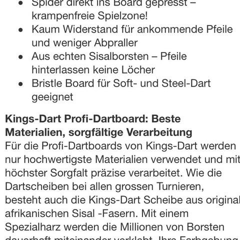 Beschreibung Dart Board  - (Sport, Dart, Dart Pfeil)