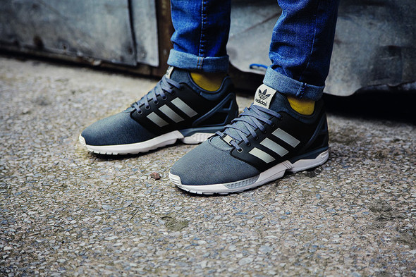 Adidas ZX Flux NPS 2.0 Grau Onix - (Schuhe, Karotten, klanmoten)