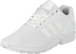 Adidas ZX Flux weiss - (Fußball, Schuhe)