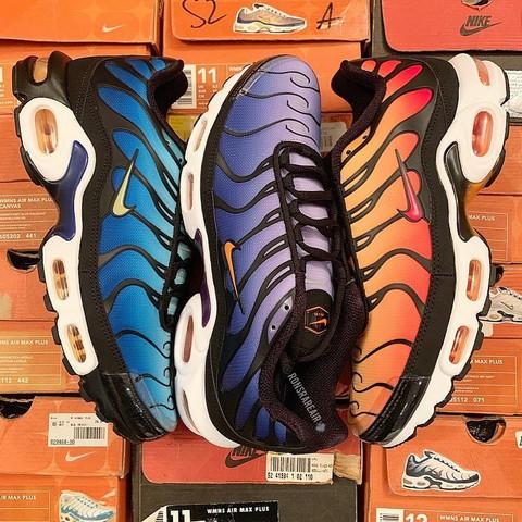 Welche der neuen Nike TNs passen zu jemanden der