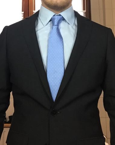 Welche Dieser Krawatte Zum Hellblauem Hemd Mode Kleidung Klamotten