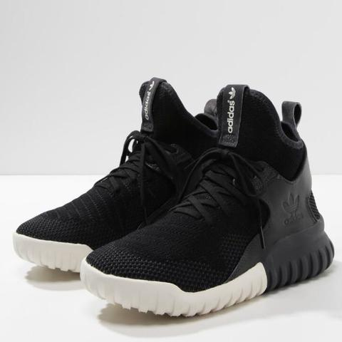 2/Adidas tubular x core  - (Mode, Schuhe, Fashion)