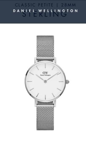 Welche dieser Uhren sieht besser aus?