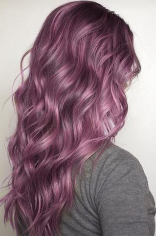 Welche Directions Farbe Ist Das Haare Farben Lila Haare Tonen