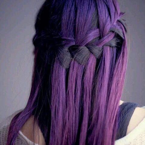 Das will ich  - (Haare, Farbe, schön)