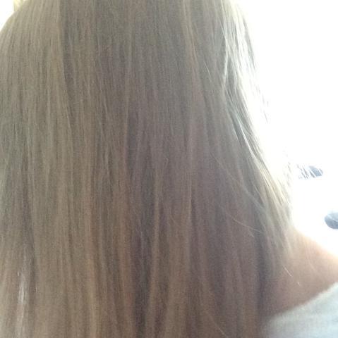 Das hab ich  - (Haare, Farbe, schön)