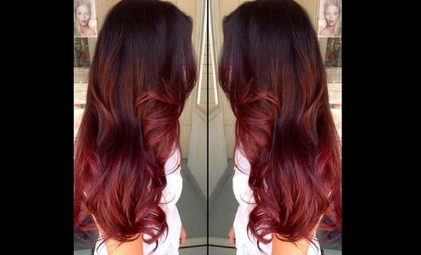 Traumhaar  - (Haare, Farbe, Haarfarbe)