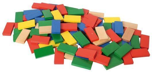 Dominosteine Holz