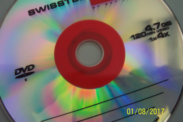 """DVD nur mit der Kennzeichnung """"R"""" (also ohne """"+"""" oder """"-"""") - (DVD, brennen, dvd player)"""