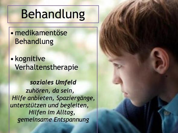 Bild 8 (Behandlung - medizinisch, therapeutisch) - (Schule, Bilder, Psychologie)