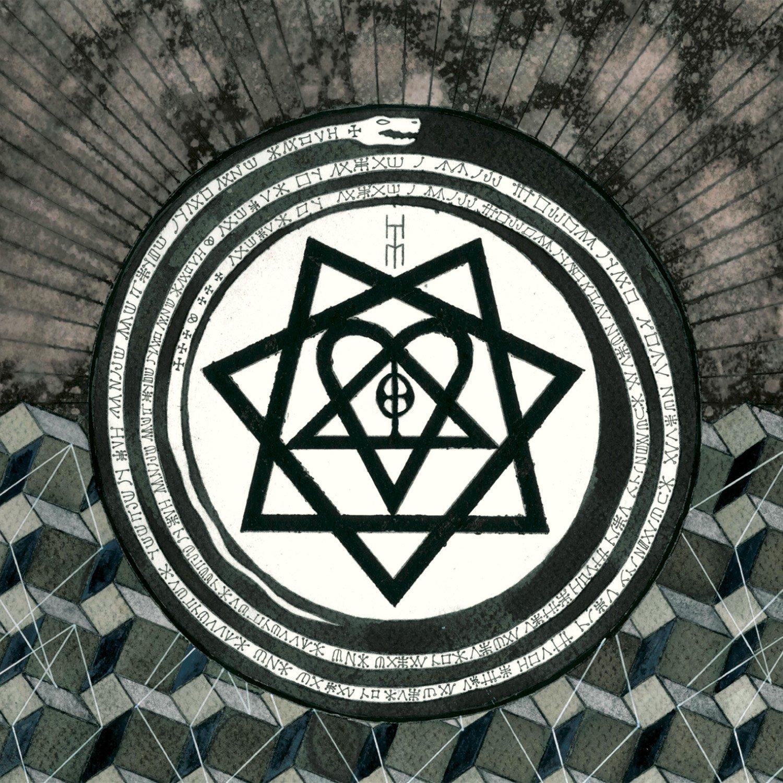 welche esoterische okkulte bedeutung hat dieses cover von him esoterik okkult esoterisch. Black Bedroom Furniture Sets. Home Design Ideas