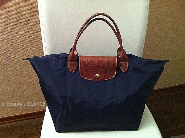 Longchamp Umhängetaschen Blau