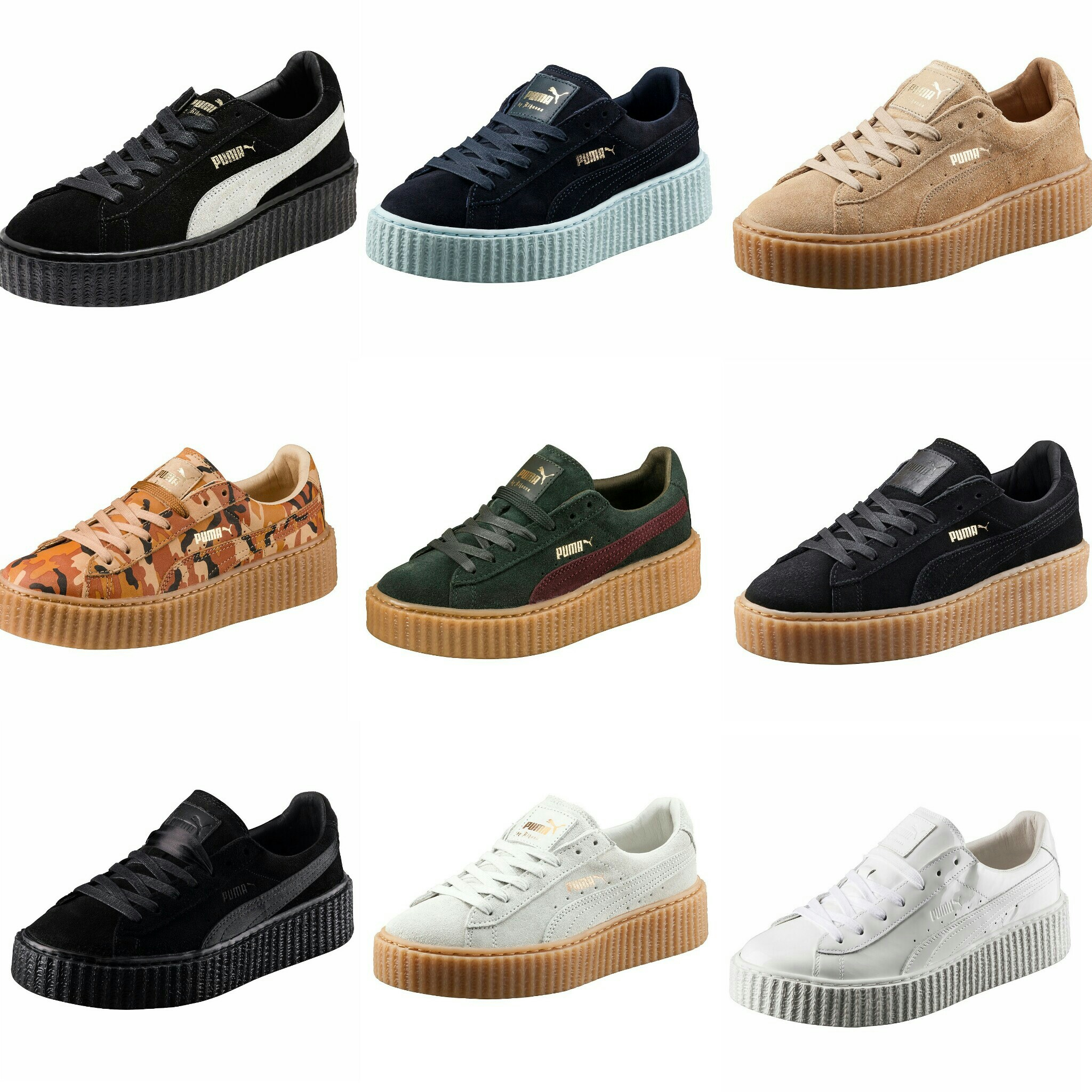 Creepers for Guys & Girls As time has creeped by, one shoe has endured – the creeper. The creeper continuous to be the shoe for the adventurous, rebellious, and boldest among us.
