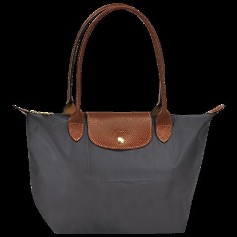 Grau (brüniert) - (Mode, Farbe, Tasche)