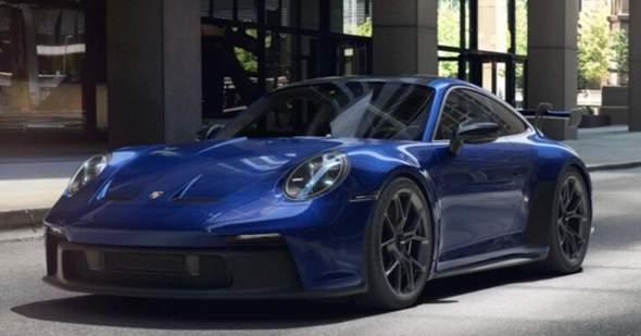 Welche Farbe findet ihr beim Porsche GT3 besser?