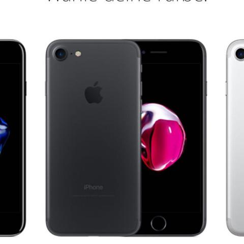Schwarz  - (iPhone, Apple, ios)