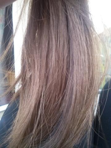 Haar - (Haare, Farbe)