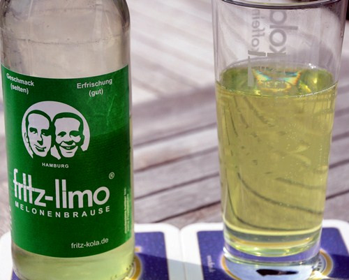 Fritz Limo - (Farbe, Getränke, hilflos)