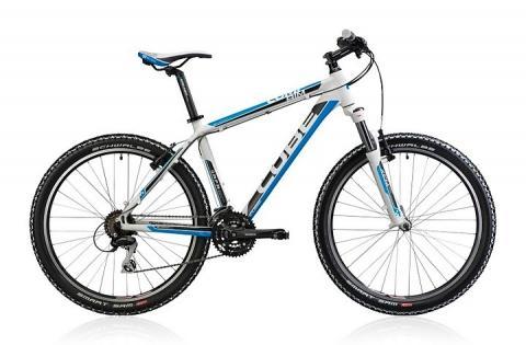 Blau Weiß - (Farbe, Mountainbike)